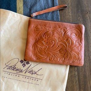 Patricia Nash wristlet pouch